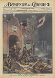 Scene del conflitto cino-giapponese