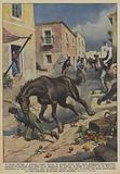 Il cavallo idrofobo