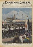 Amorosamente sbarcate dalla nave che le ha riportate in Patria, le ceneri di 1280 soldati …