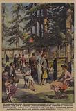 Un campeggio di artisti