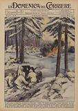 Il piano russo di fulminea invasione in Finlandia e fallito