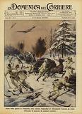 Scene della guerra in Finlandia
