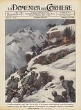L'attacco italiano sulle Alpi