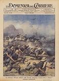 La vittoriosa offensiva italiana nella Somalia britannica