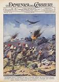 La battaglia attorno a Gallabat, nel Sudan
