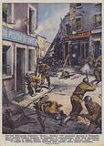 L'inviato dell'agenzia britannica Reuter riferisce, Gli Americani sbarcati in Normandia hanno …