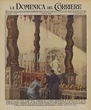 Prega per un mese intero in San Pietro
