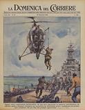 Sempre nuove applicazioni dell'elicottero