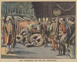 Funeral of King Carlos I and Prince Luis Felipe of Portugal