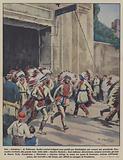A marathon of American indians