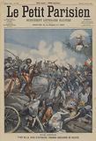 The death of Theophile Corret de la Tour d'Auvergne, First Grenadier of France
