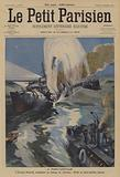 Sinking of a Japanese warship off Port Arthur, Russo-Japanese War