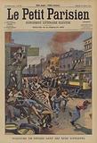 Massacre of black people on the streets of Atlanta, Georgia