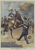 Assassination attempt against King Alfonso XIII of Spain on 13 April 1913