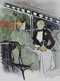 Illustration from Le Plaisir a Paris