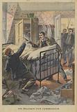 Demise of a burglar