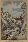 The Newport Docks Disaster, South Wales, 2 July 1909
