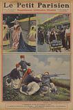 Cover of Le Petit Parisien, 26 September 1909