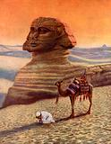 Obeying the Call to Prayer beneath the shadow of the Sphinx