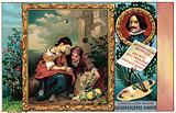 Bartolome Esteban Murillo, Spanish artist, and his painting The Little Fruit Seller
