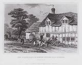 The birthplace of John Bunyan, Elstow, near Bedford, Bedfordshire