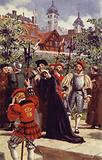 Sir Thomas More's farewell to his daughter