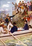 Nelson leaving Portsmouth