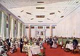 The Ladies' Dining Room. Simpson's In The Strand.