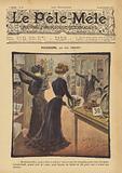 Occasions. Illustration for Le Pele-Mele, 1901
