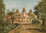 Temple of Jagganath, India