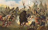 Sioux war-dance