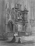 Tomb of Louis de Breze, Rouen Cathedral