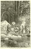 Oglethorpe and the Indians