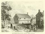 The Market-House and Village Green, Elstow