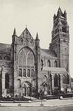The Cathedral Saint Sauveur