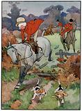 Three Jolly Huntsmen