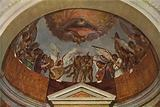 "S Gregorio, ""Angel Choir"" by Guido Reni"