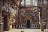Vatican, Royal Chamber