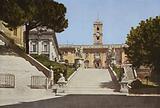 Steps to S Maria in Aracoeli