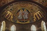 S Maria Maggiore, Mosaic Apse
