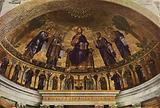 St Paul's, Mosaic Apse