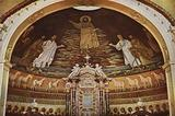 Basilica of SS Cosmas and Damian, Mosaic Apse