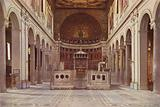 The Church of St Clement on the Coelius, Interior