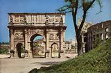 The Triumphal Arch of Constantine