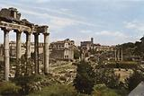 The Roman Forum, View from the Capitol
