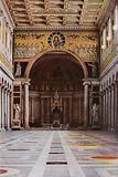 St Paul's, Triumphal Arch, Mosaics