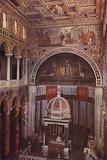 Basilica of St Agnes outside the Walls