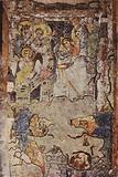 S Maria Antiqua, Five layers of Frescoes