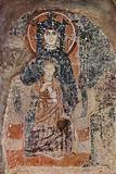 S Clemente, Madonna Enthroned