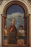 S Giovanni in Laterano, Proclamation of the first Jubilee Indulgences
